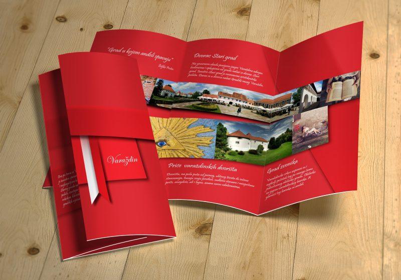 izrada brošure graficki dizajn varazdin