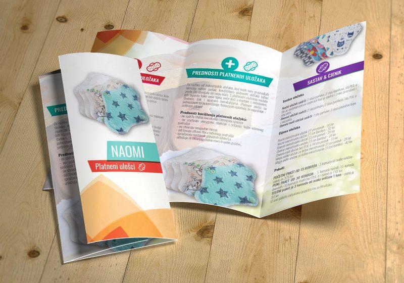 graficki dizajn izrada brošura varazdin