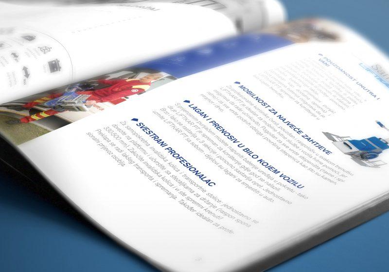 graficki dizajn katalog varazdin